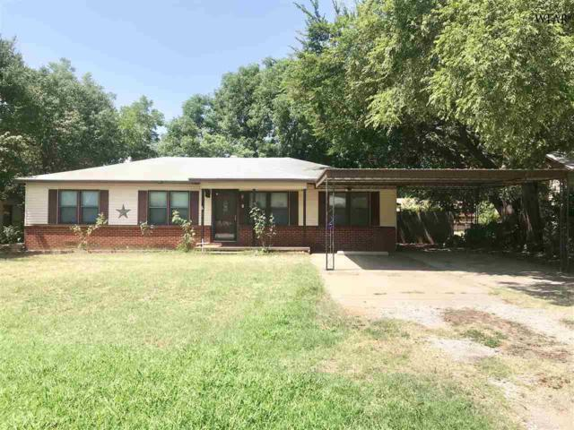 1124 Sheppard Road, Burkburnett, TX 76354 (MLS #149646) :: WichitaFallsHomeFinder.com