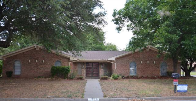 1200 Danberry Street, Burkburnett, TX 76354 (MLS #149703) :: WichitaFallsHomeFinder.com
