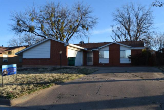 1110 W Cornelia Avenue, Iowa Park, TX 76367 (MLS #149730) :: WichitaFallsHomeFinder.com