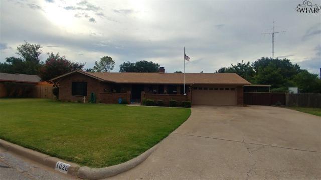 1026 Jan Lee Drive, Burkburnett, TX 76354 (MLS #149756) :: WichitaFallsHomeFinder.com