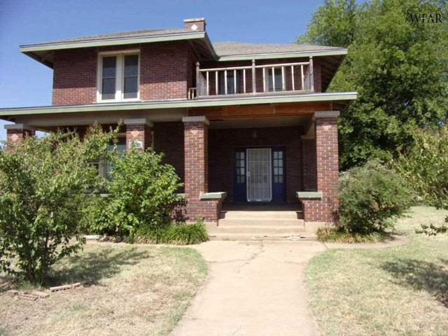 1002 S Main Street, Quanah, TX 79252 (MLS #149786) :: WichitaFallsHomeFinder.com