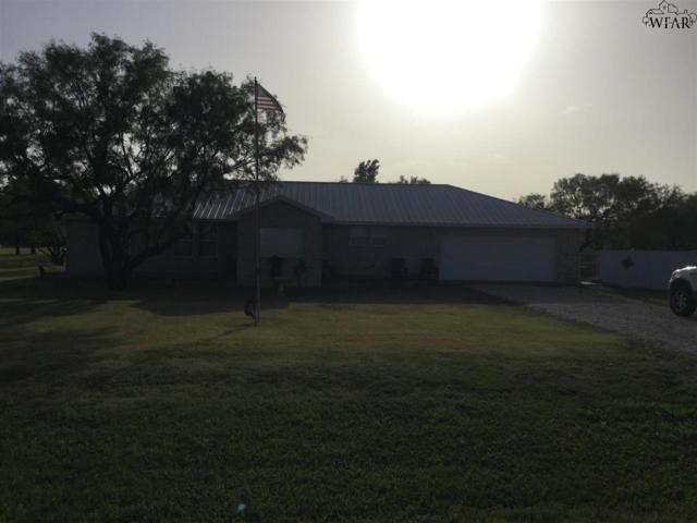 102 Fairway Drive, Olney, TX 76374 (MLS #149806) :: WichitaFallsHomeFinder.com