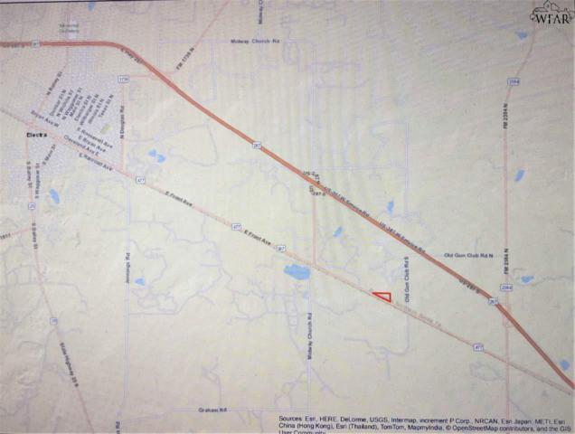 0 Bus Hwy 287, Electra, TX 76360 (MLS #149851) :: WichitaFallsHomeFinder.com