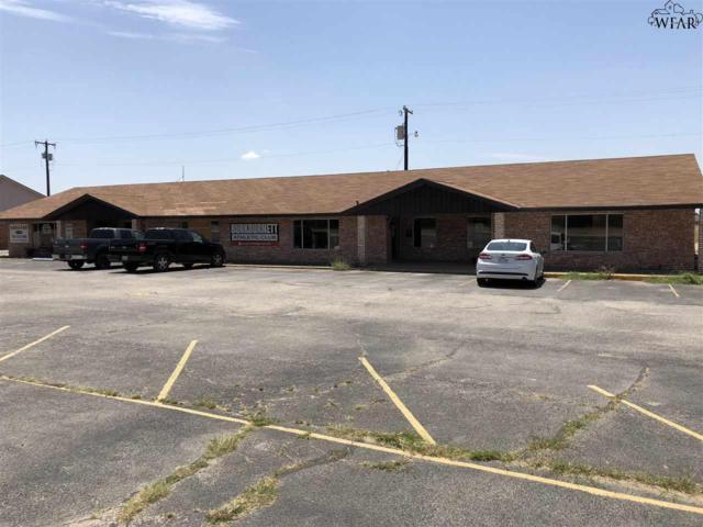 910 Kramer Road, Burkburnett, TX 76354 (MLS #149859) :: WichitaFallsHomeFinder.com