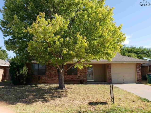 1213 Richland Street, Iowa Park, TX 76367 (MLS #149959) :: WichitaFallsHomeFinder.com