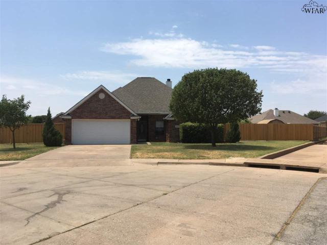 11 Andrea Court, Iowa Park, TX 76367 (MLS #149984) :: WichitaFallsHomeFinder.com