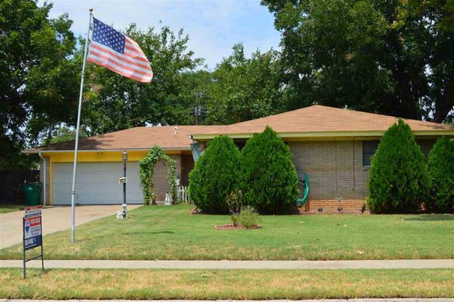 513 N Hilltop Avenue, Burkburnett, TX 76354 (MLS #150061) :: WichitaFallsHomeFinder.com