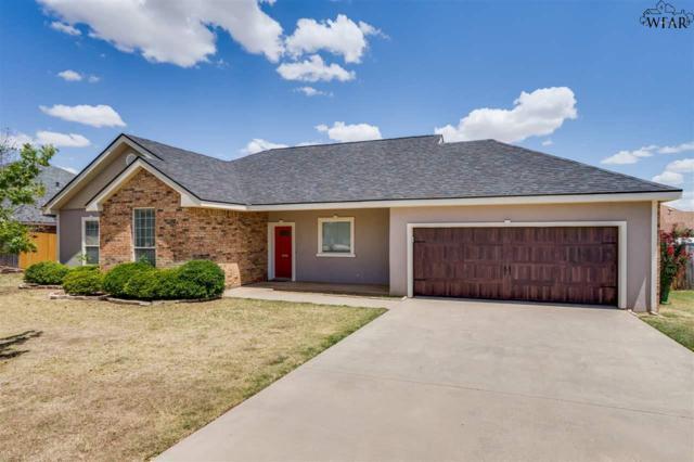 1703 Johnson Road, Iowa Park, TX 76367 (MLS #150084) :: WichitaFallsHomeFinder.com