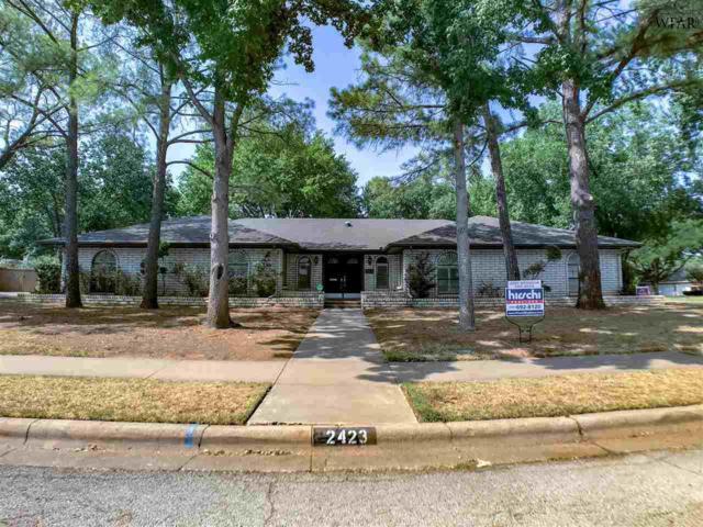 2423 Brentwood Drive, Wichita Falls, TX 76308 (MLS #150093) :: WichitaFallsHomeFinder.com