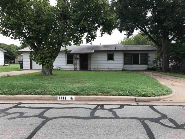 1111 Covington Street, Wichita Falls, TX 76306 (MLS #150106) :: WichitaFallsHomeFinder.com