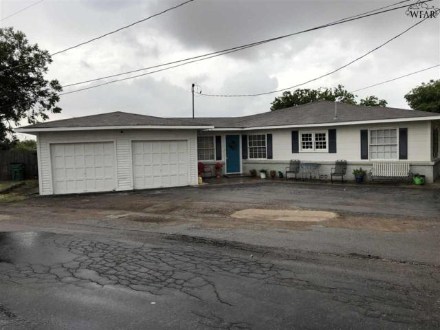 902 S Center, Archer City, TX 76351 (MLS #150114) :: WichitaFallsHomeFinder.com