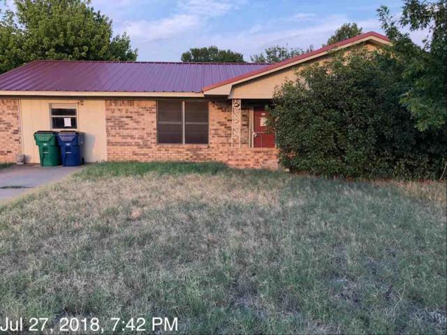 1813 Allison Drive, Graham, TX 76450 (MLS #150120) :: WichitaFallsHomeFinder.com
