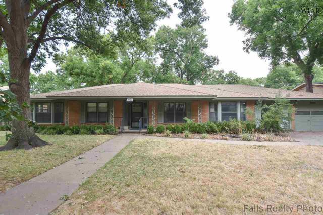 2406 Clayton Lane, Wichita Falls, TX 76308 (MLS #150141) :: WichitaFallsHomeFinder.com