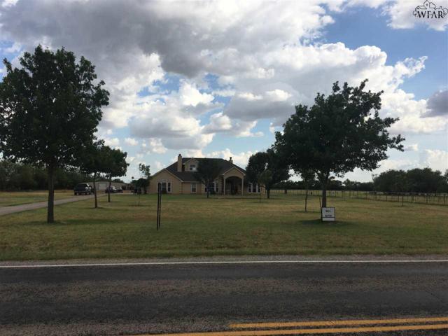 381 E Fm 367, Iowa Park, TX 76367 (MLS #150152) :: WichitaFallsHomeFinder.com