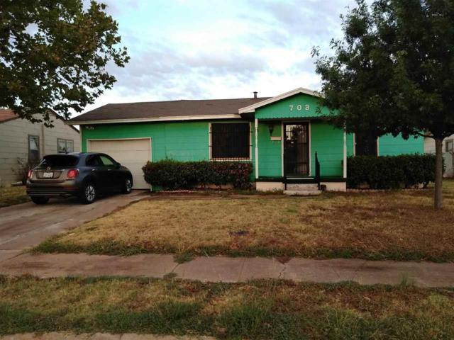 703 Williams Avenue, Wichita Falls, TX 76301 (MLS #150159) :: WichitaFallsHomeFinder.com