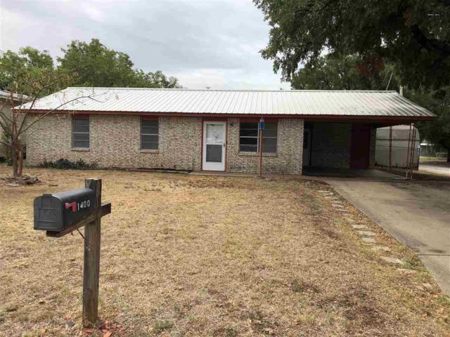 1400 Remington Lane, Graham, TX 76450 (MLS #150160) :: WichitaFallsHomeFinder.com