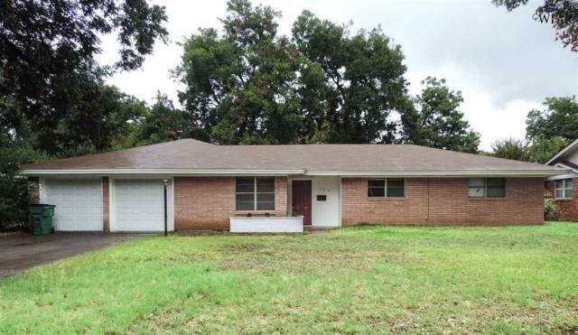 707 Sunset Drive, Burkburnett, TX 76354 (MLS #150166) :: WichitaFallsHomeFinder.com