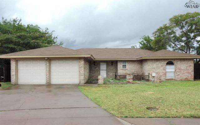 4616 Trailwood Drive, Wichita Falls, TX 76310 (MLS #150169) :: WichitaFallsHomeFinder.com