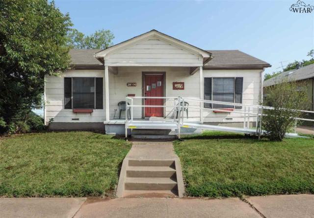 2808 Avenue R, Wichita Falls, TX 76309 (MLS #150174) :: WichitaFallsHomeFinder.com
