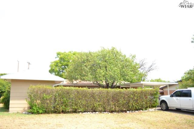 4215 Idlewood Drive, Wichita Falls, TX 76310 (MLS #150179) :: WichitaFallsHomeFinder.com