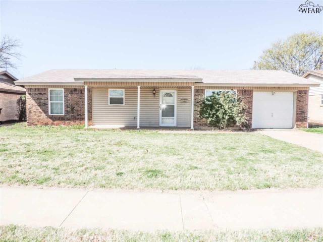 1418 Ruidosa Drive, Wichita Falls, TX 76306 (MLS #150182) :: WichitaFallsHomeFinder.com