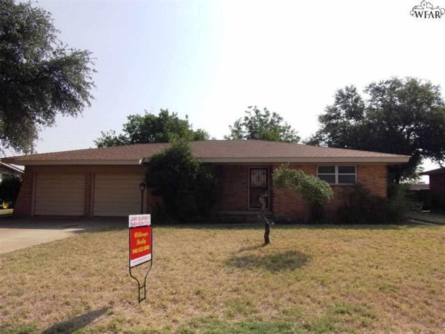 1701 Loma Linda Drive, Vernon, TX 76384 (MLS #150183) :: WichitaFallsHomeFinder.com