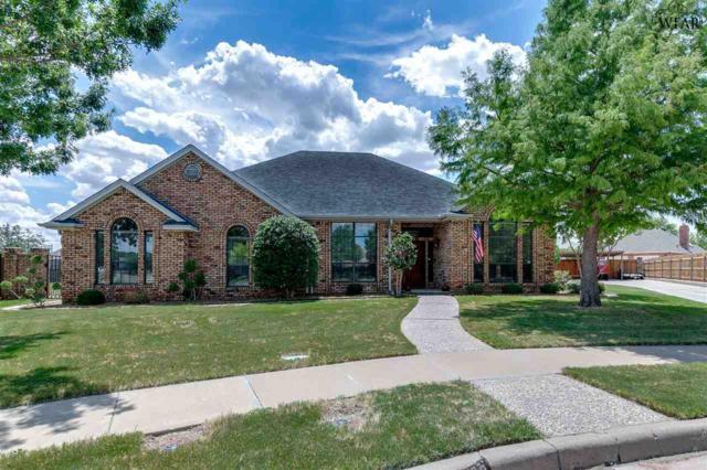 3106 Lombard Drive, Wichita Falls, TX 76309 (MLS #150187) :: WichitaFallsHomeFinder.com