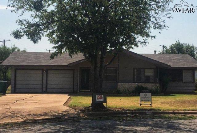 400 West Avenue, Electra, TX 76360 (MLS #150188) :: WichitaFallsHomeFinder.com