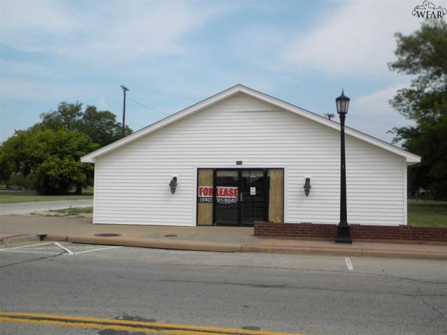 101 E 3RD STREET, Burkburnett, TX 76354 (MLS #150197) :: WichitaFallsHomeFinder.com