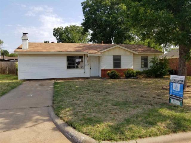4108 Palomino Street, Wichita Falls, TX 76306 (MLS #150205) :: WichitaFallsHomeFinder.com