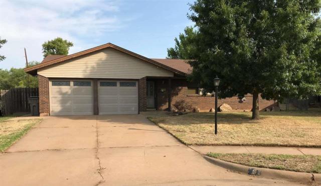 6 Jeffrey Circle, Wichita Falls, TX 76306 (MLS #150206) :: WichitaFallsHomeFinder.com