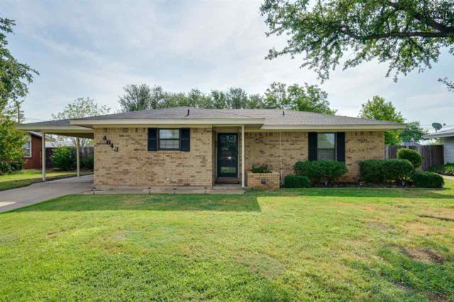 4643 University Avenue, Wichita Falls, TX 76308 (MLS #150210) :: WichitaFallsHomeFinder.com