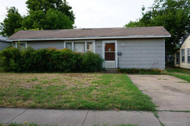 3209 York Street, Wichita Falls, TX 76308 (MLS #150226) :: WichitaFallsHomeFinder.com