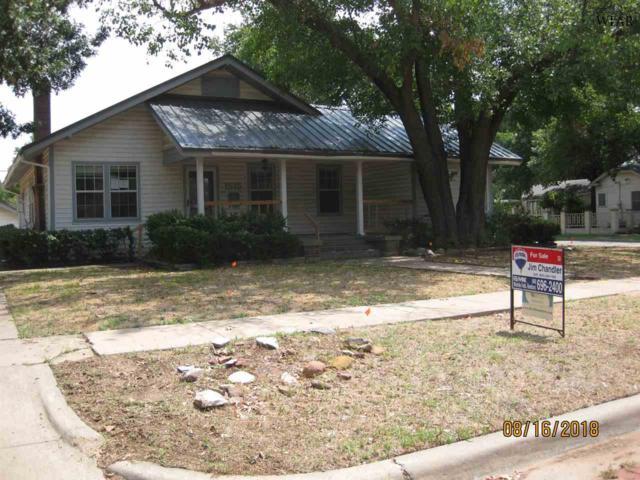 1515 Hayes Street, Wichita Falls, TX 76309 (MLS #150228) :: WichitaFallsHomeFinder.com