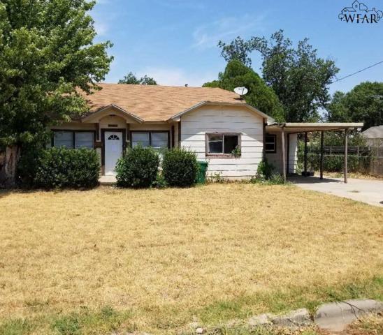 2718 Mansard Street, Vernon, TX 76384 (MLS #150260) :: WichitaFallsHomeFinder.com