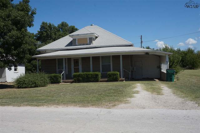 127 S Prairie, Petrolia, TX 76377 (MLS #150361) :: WichitaFallsHomeFinder.com