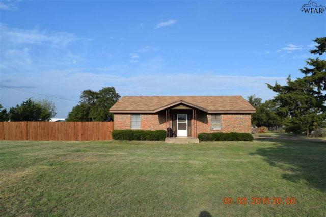 1556 S Peterson Road, Iowa Park, TX 76367 (MLS #150387) :: WichitaFallsHomeFinder.com
