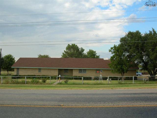 443 E Hwy 114, Olney, TX 76374 (MLS #150451) :: WichitaFallsHomeFinder.com