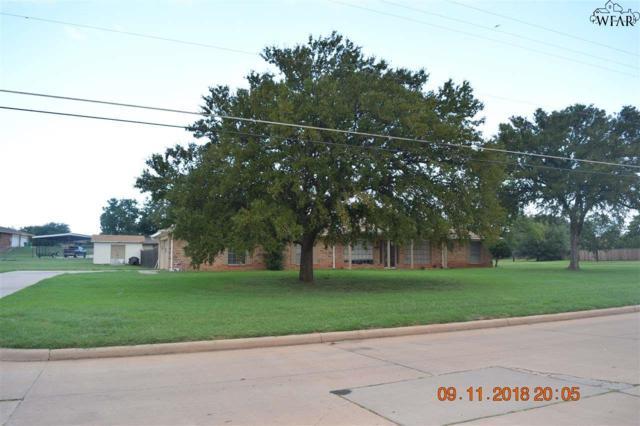 1608 Johnson Road, Iowa Park, TX 76367 (MLS #150501) :: WichitaFallsHomeFinder.com