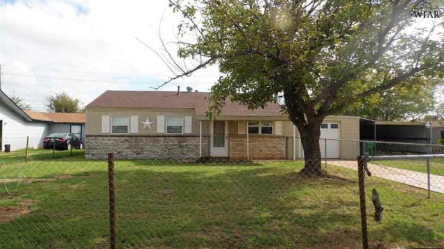 615 W Smith Avenue, Iowa Park, TX 76367 (MLS #150516) :: WichitaFallsHomeFinder.com
