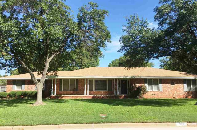 1626 Christine Road, Wichita Falls, TX 76302 (MLS #150595) :: WichitaFallsHomeFinder.com