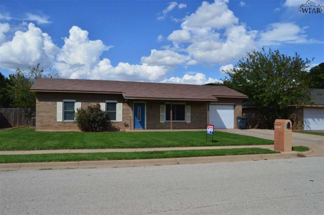 4318 Edgehill, Wichita Falls, TX 76306 (MLS #150603) :: WichitaFallsHomeFinder.com