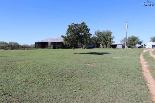 46 ACRES Conrady Road, Windthorst, TX 76389 (MLS #150633) :: WichitaFallsHomeFinder.com
