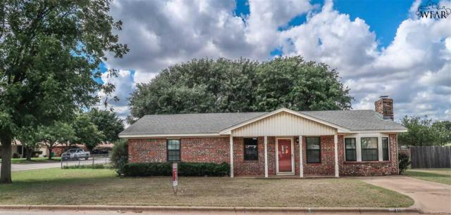 211 Chaparral, Archer City, TX 76351 (MLS #150701) :: WichitaFallsHomeFinder.com