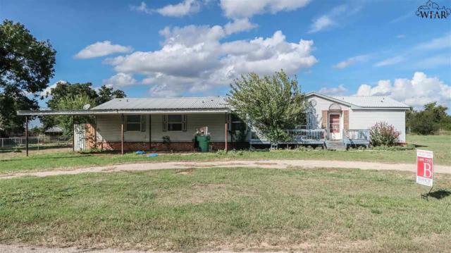 417 W Cherry Avenue, Archer City, TX 76351 (MLS #150714) :: WichitaFallsHomeFinder.com