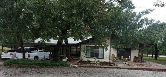 121 Nocona Drive, Nocona, TX 76255 (MLS #150800) :: WichitaFallsHomeFinder.com