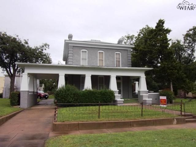 2030 Deaf Smith Street, Vernon, TX 76384 (MLS #150840) :: WichitaFallsHomeFinder.com