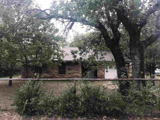 909 Live Oak Street, Bridgeport, TX 76426 (MLS #150842) :: WichitaFallsHomeFinder.com