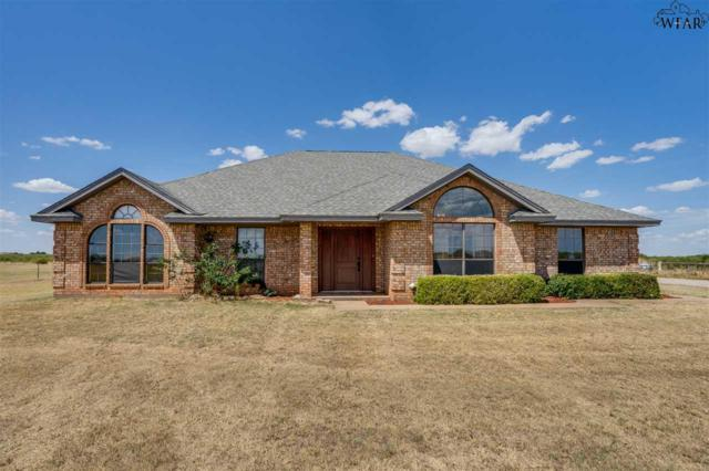 3818 Fields Road, Iowa Park, TX 76367 (MLS #150920) :: WichitaFallsHomeFinder.com