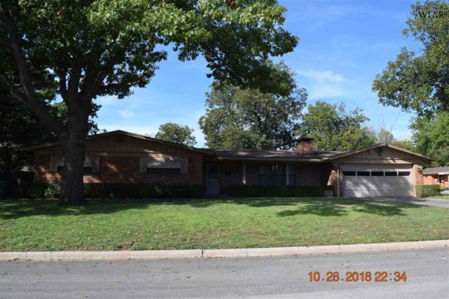1518 Rita Lane, Iowa Park, TX 76367 (MLS #150998) :: WichitaFallsHomeFinder.com